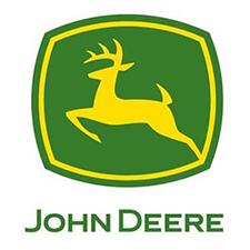 John Deere Client Logo