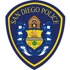 San Diego Police Department Client Logo
