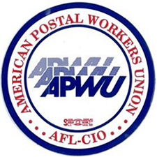 American Postal Workers Union Client Logo