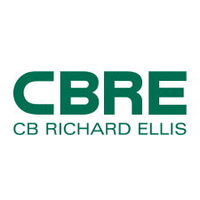 CBRE is one of our real-estate industry clients