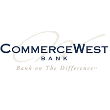 Commerce West Bank is our client