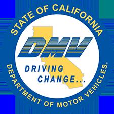 State of California DMV Client Logo