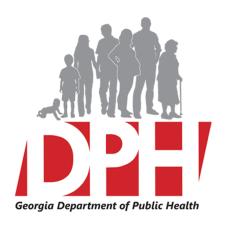 Georgia Department of Public Health Client Logo