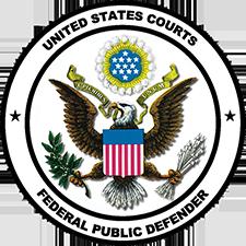 United States Federal Public Defender Client Logo