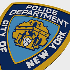 New York Police Department Client Logo