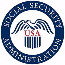 Social Security Administration Client Logo