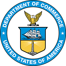 USA Department of Commerce Client Logo