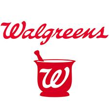 Walgreens Client Logo