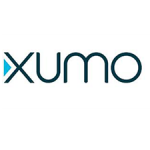 Tech Startup XUMO logo, hired us for our Microsoft Database work.