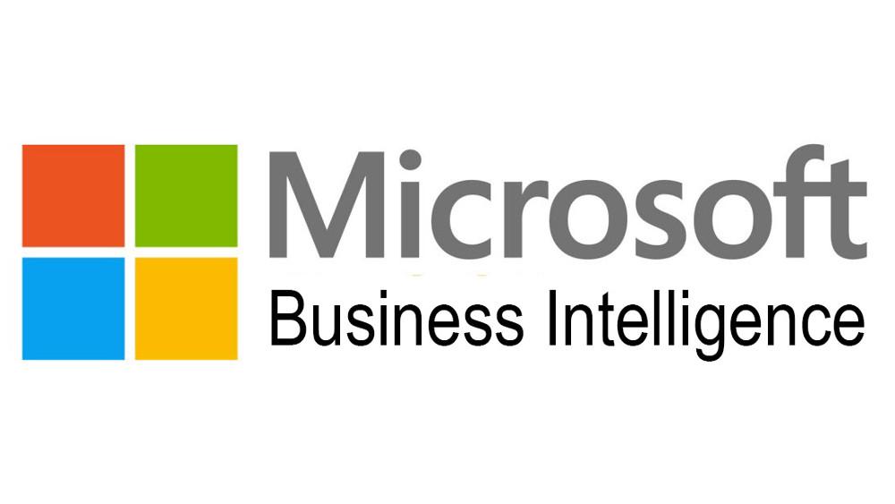 Microsoft Power BI application logo
