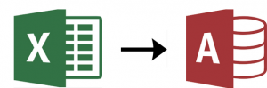 Image of Excel to Access integration