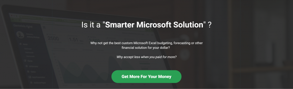 Image of our Smarter Microsoft Solutions
